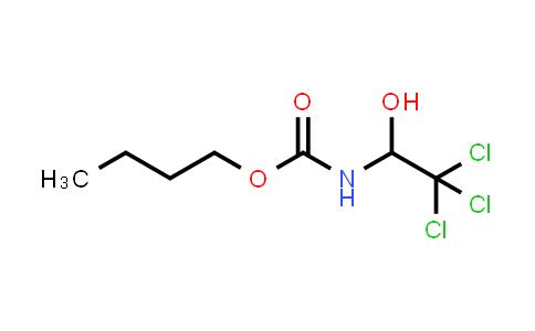 Butyl N-(2,2,2-trichloro-1-hydroxy-ethyl)carbamate