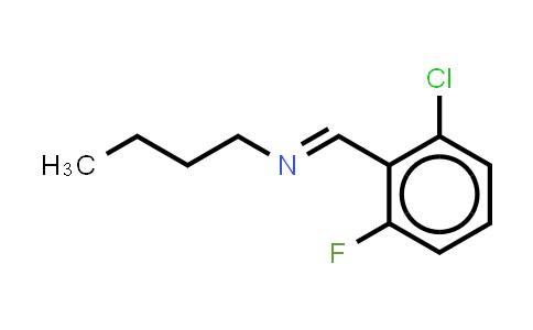 Butyl-[1-(2-chloro-6-fluorophenyl)methylidine]amine