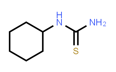 Cyclohexyl-thiourea