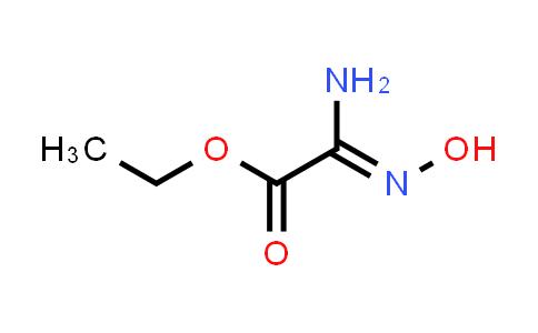 Ethyl (2Z)-2-amino-2-hydroxyimino-acetate