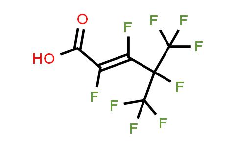 Hexafluoro-4-(trifluoromethyl)pent-2-enoic acid