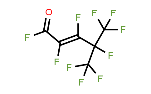 Hexafluoro-4-(trifluoromethyl)pent-2-enoyl fluoride