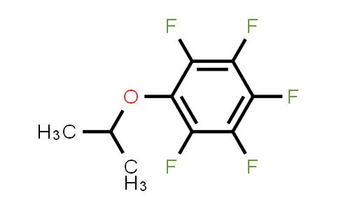 Isopropoxypentafluorobenzene