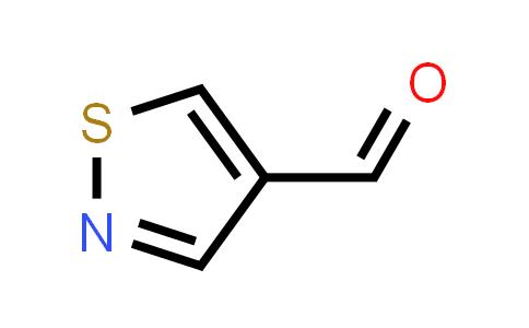 Isothiazole-4-carbaldehyde