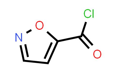 Isoxazole-5-carbonyl chloride
