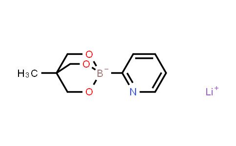 Lithium 2-(4-methyl-2,6,7-trioxa-1-boranuidabicyclo[2.2.2]octan-1-yl)pyridine