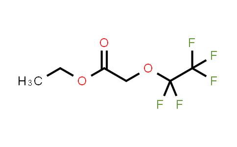 Pentafluoroethyloxy-acetic acid ethyl ester