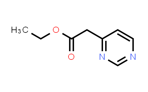 Pyrimidin-4-yl-acetic acid ethyl ester