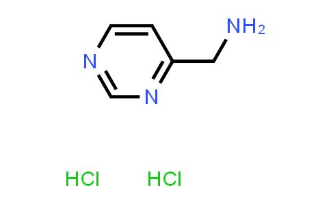 Pyrimidin-4-ylmethanamine dihydrochloride