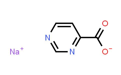 Pyrimidine-4-carboxylic acid sodium salt