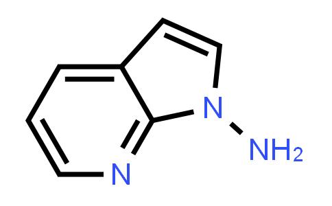 Pyrrolo[2,3-b]pyridin-1-amine