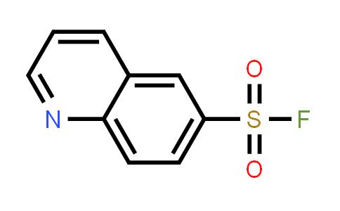 Quinoline-6-sulfonyl fluoride