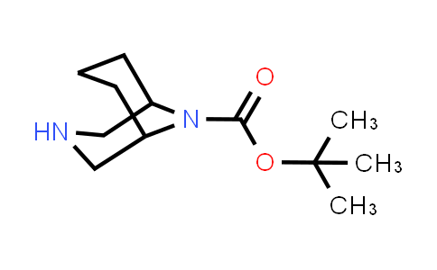 tert-Butyl 3,9-diazabicyclo[3.3.1]nonane-9-carboxylate