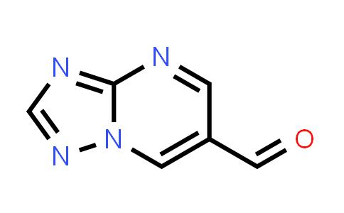 [1,2,4]Triazolo[1,5-a]pyrimidine-6-carbaldehyde