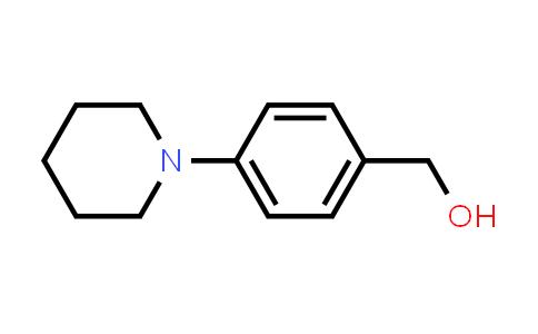 [4-(1-piperidyl)phenyl]methanol