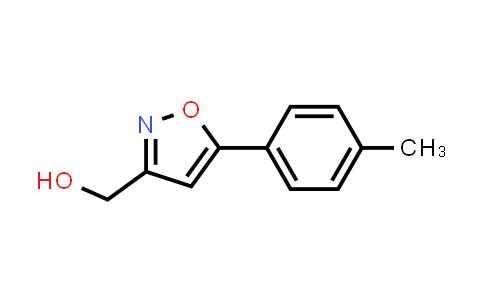 [5-(p-Tolyl)isoxazol-3-yl]methanol
