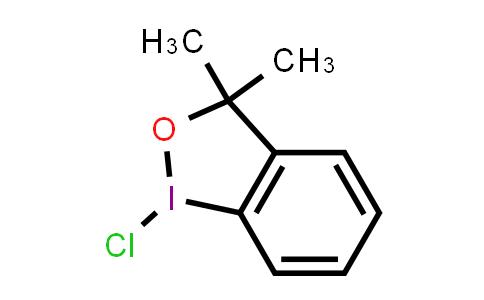 1-chloro-3,3-dimethyl-1lambda3,2-benziodoxole