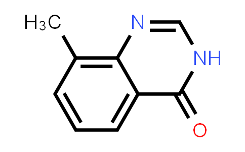 8-Methyl-3H-quinazolin-4-one