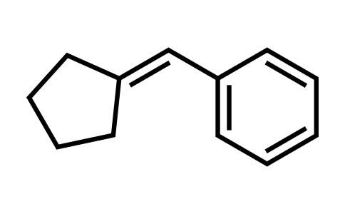 Cyclopentylidenemethylbenzene