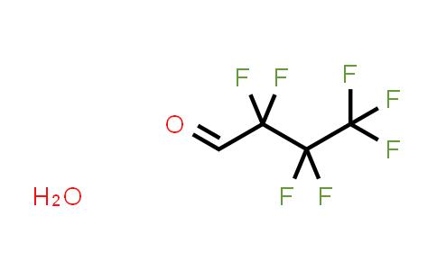 Heptafluorobutyraldehyde hydrate