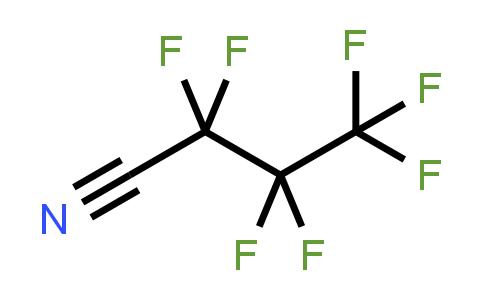 Heptafluorobutyronitrile