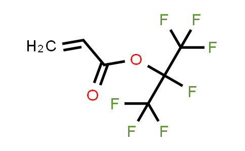 Heptafluoroisopropyl acrylate
