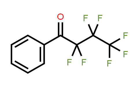 Heptafluoropropyl phenyl ketone