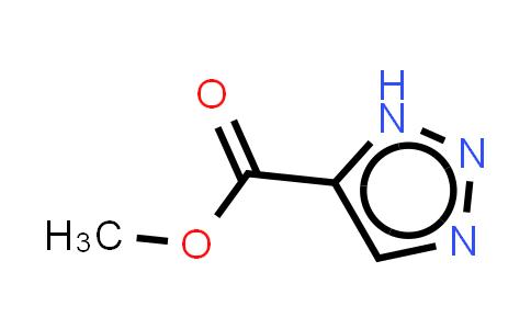 Methyl 1H-triazole-4-carboxylate