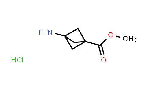 Methyl 3-aminobicyclo[1.1.1]pentane-1-carboxylate hydrochloride