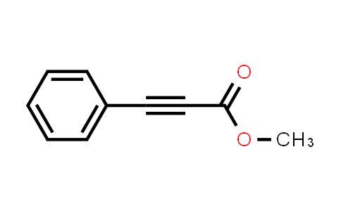 methyl 3-phenylprop-2-ynoate