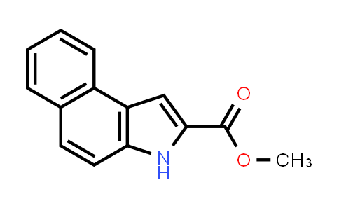 Methyl 3H-benzo[e]indole-2-carboxylate