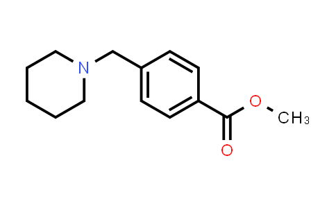 Methyl 4-(piperidin-1-ylmethyl)benzoate