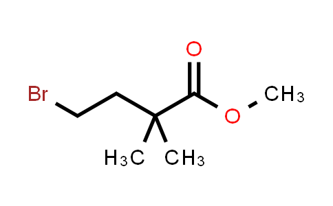 Methyl 4-bromo-2,2-dimethyl-butanoate
