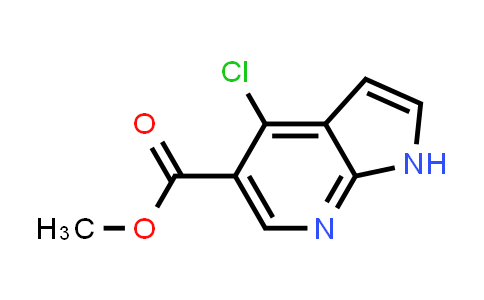 Methyl 4-chloro-1H-pyrrolo[2,3-b]pyridine-5-carboxylate