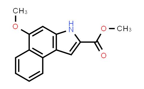 Methyl 5-methoxy-3H-benzo[e]indole-2-carboxylate