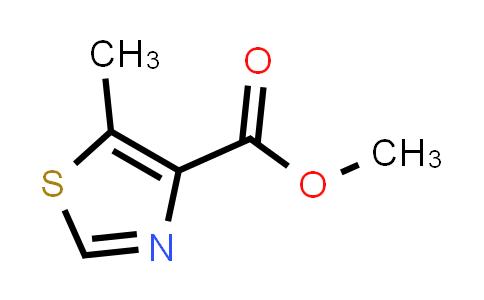 Methyl 5-methylthiazole-4-carboxylate