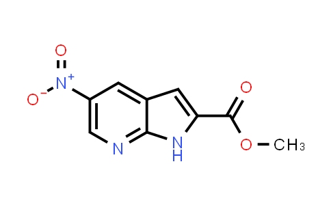 Methyl 5-nitro-1H-pyrrolo[2,3-b]pyridine-2-carboxylate