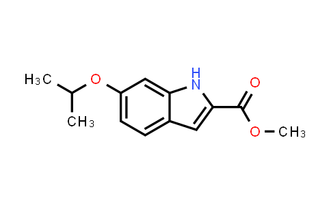 Methyl 6-isopropoxy-1H-indole-2-carboxylate