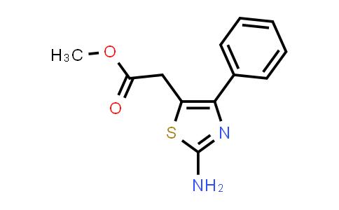 Methyl-2-(2-amino-4-phenylthiazol-5-yl)acetate
