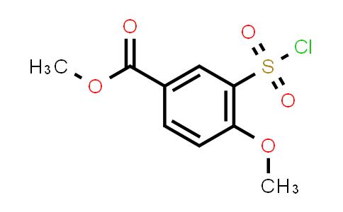 Methyl-3-(chlorosulfonyl)-4-methoxybenzoate