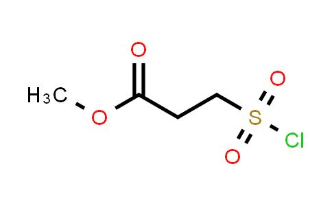 Methyl-3-(chlorosulfonyl)propanoate