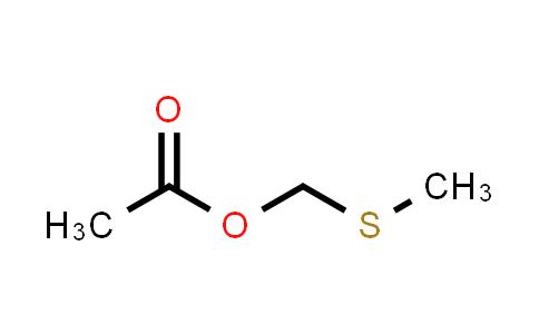Methylsulfanylmethyl acetate
