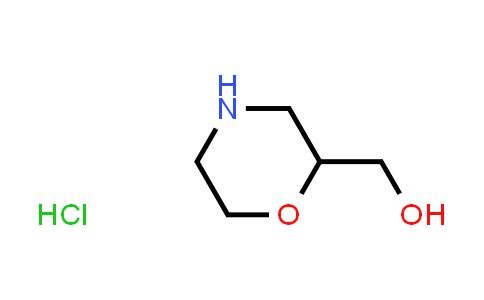 morpholin-2-ylmethanol hydrochloride