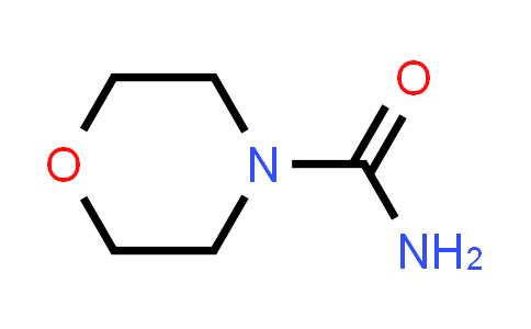 Morpholine-4-carboxamide
