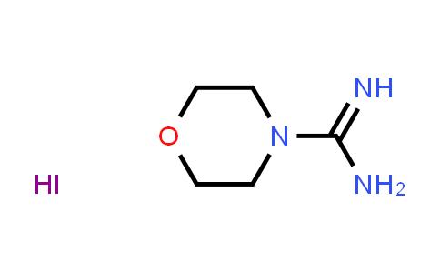 Morpholine-4-carboxamidine hydroiodide