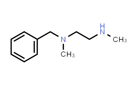 N'-benzyl-N,N'-dimethyl-ethane-1,2-diamine