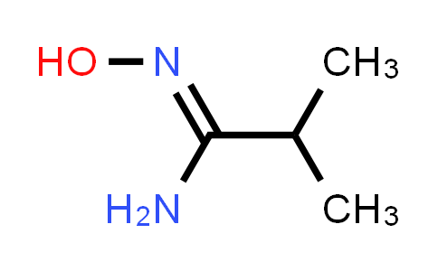N'-Hydroxy-2-methylpropanamidine