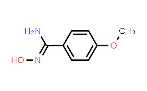 N'-Hydroxy-4-methoxy-benzamidine