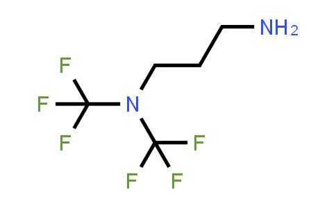 N, N-Bis-trifluoromethylpropane-1,3-diamine