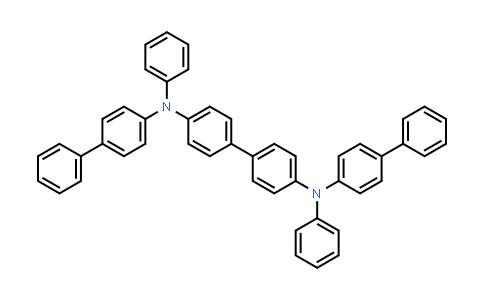 N,4-diphenyl-N-[4-[4-(N-(4-phenylphenyl)anilino)phenyl]phenyl]aniline